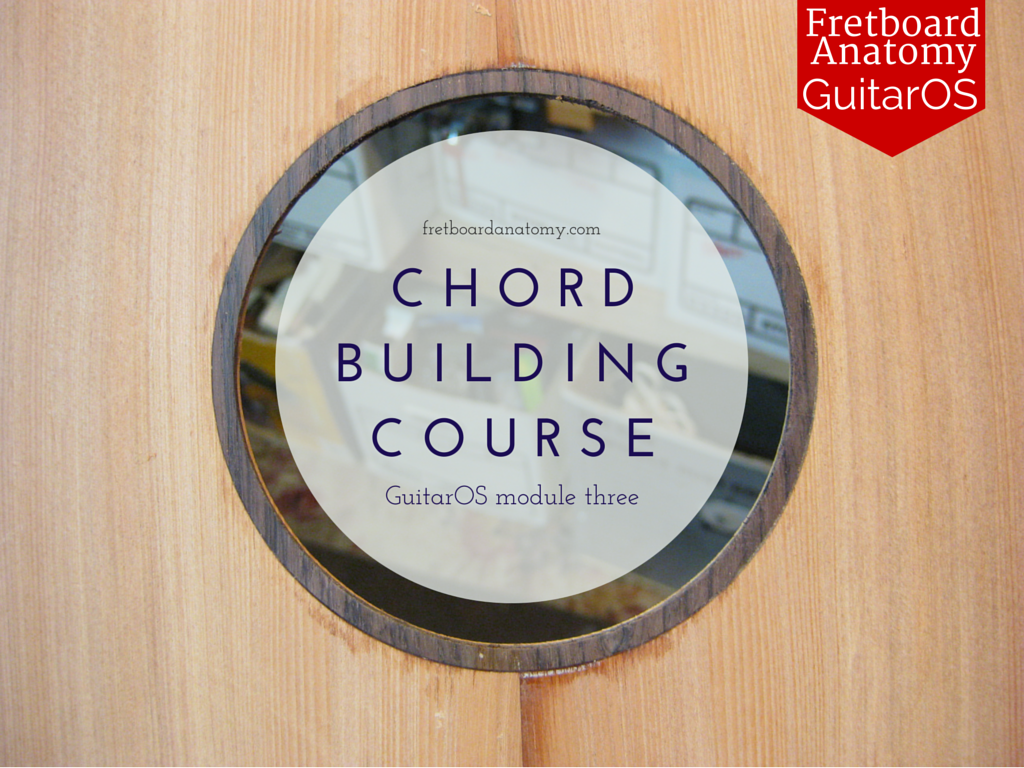 Chord Building Email Course Fretboard Anatomy
