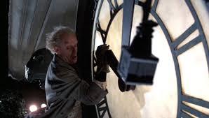 Doc Brown Clock