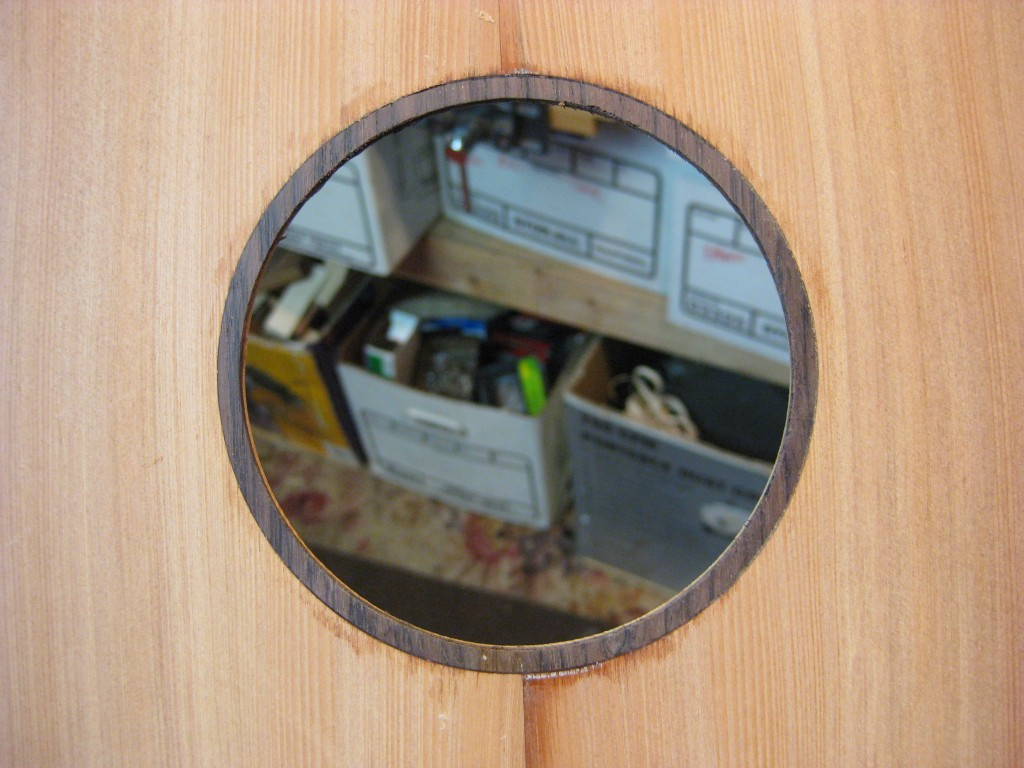 View Through The Soundhole
