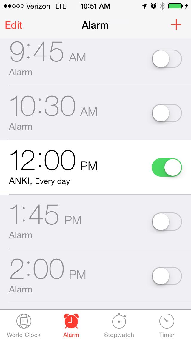 Anki Alarm
