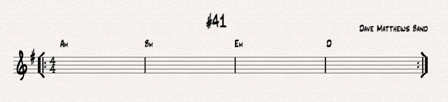 #41 Verse